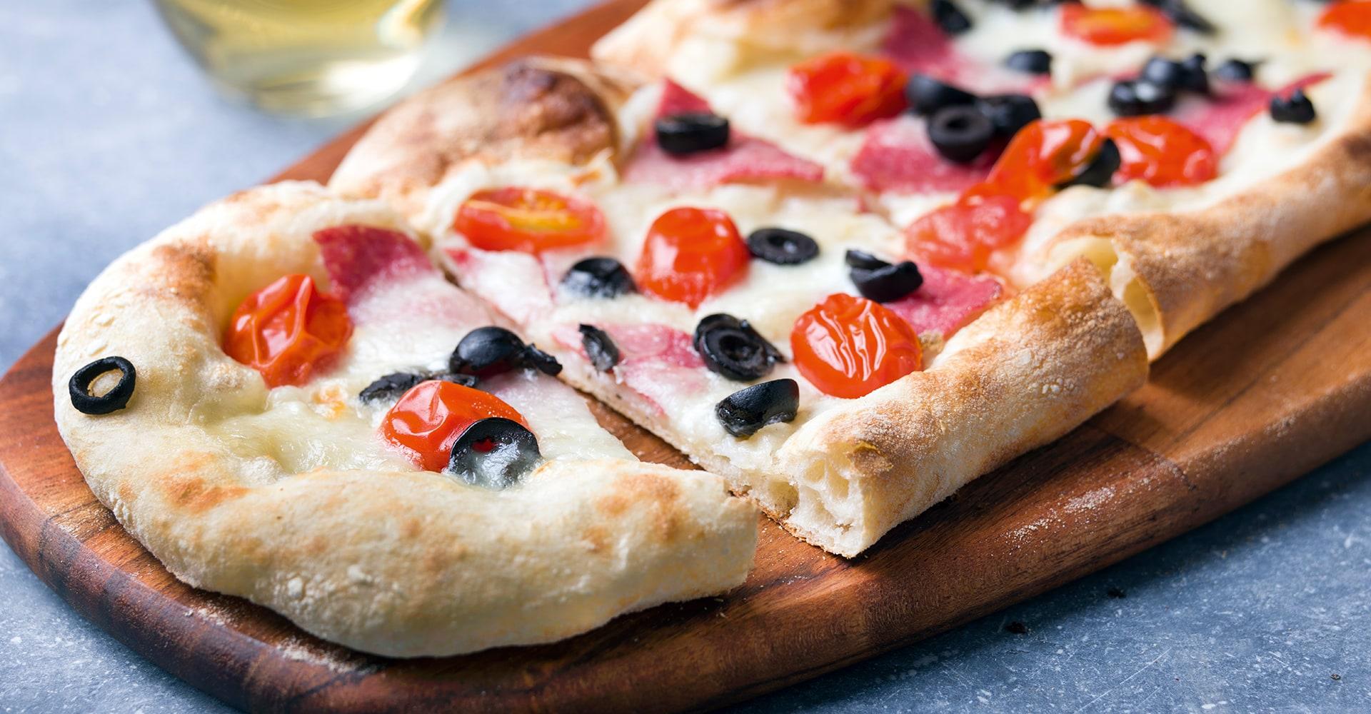 prodotti pizzeria